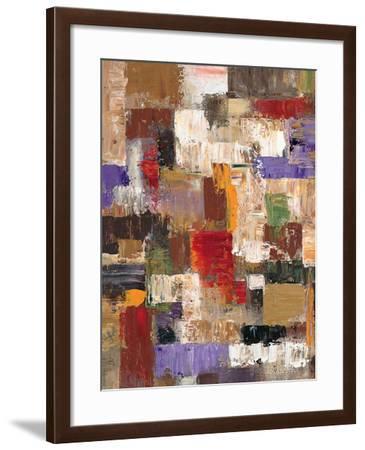 All That Jazz 1-Marc Taylor-Framed Art Print