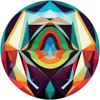 All The Inner_ Worlds-Anai Greog-Art Print