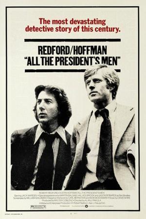 All the Presidents Men, 1976