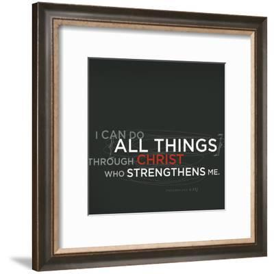 All Things Ii-Dallas Drotz-Framed Giclee Print