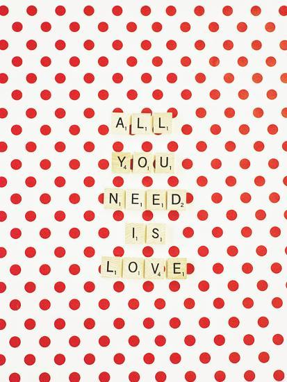 All you Need is Love-Libertad Leal-Premium Photographic Print