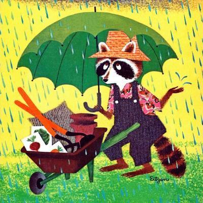 No Planting Today - Jack & Jill