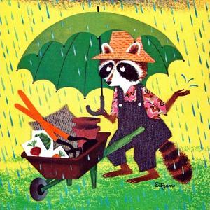 No Planting Today - Jack & Jill by Allan Eitzen