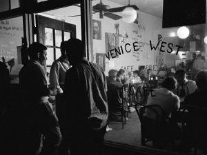 """Beatnik Dive, """"The Gas House"""" by Allan Grant"""