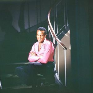Singer Harry Belafonte by Allan Grant