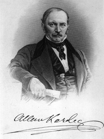 Allan Kardec--Photographic Print