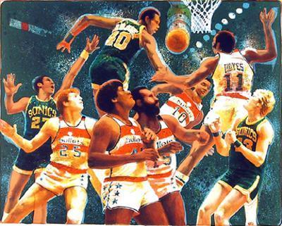 NBA (Sonics)