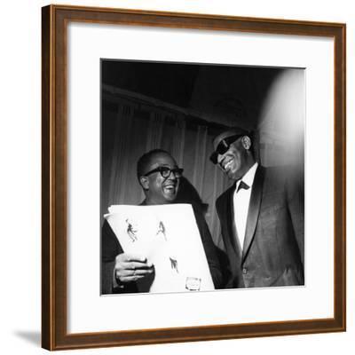 Ray Charles, Langston Hughes