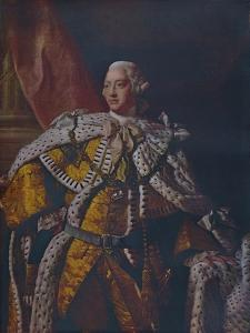 'King George III', c1761-1762 by Allan Ramsay