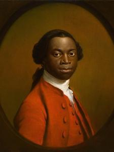 Portrait of an African, C.1757-60 by Allan Ramsay
