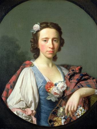 Portrait of Flora Macdonald, 18th Century