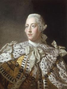 Portrait of King George III by Allan Ramsay