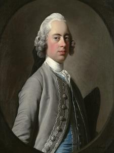 Portrait of Sir Henry Mainwaring by Allan Ramsay