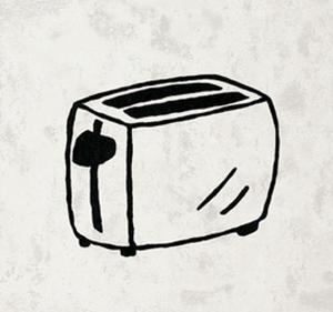 Toaster by Allan Stevens