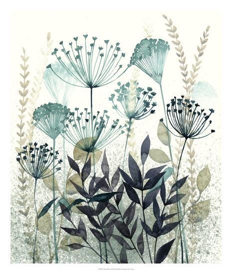 Allayed Floral II-Grace Popp-Giclee Print