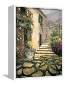 Italian Villa I by Allayn Stevens