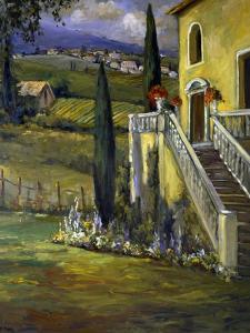Italian Villa II by Allayn Stevens