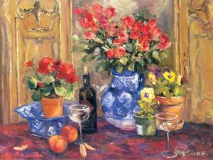 Red Roses by Allayn Stevens