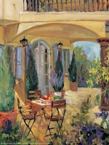 Serene Setting by Allayn Stevens