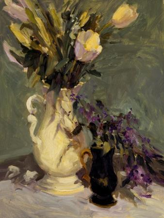 Tulips and Lavender