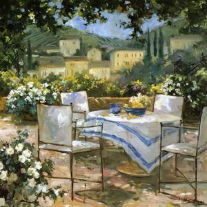 Tusancy Terrace by Allayn Stevens