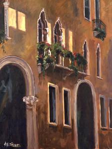 Venice Wall by Allayn Stevens