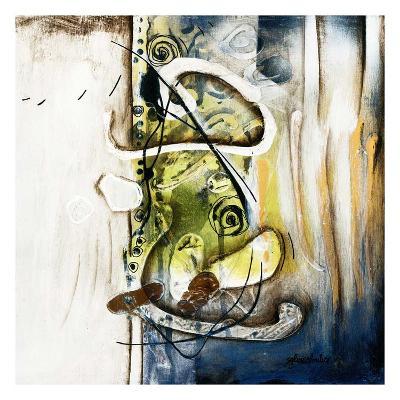 Alléger cette situation-Sylvie Cloutier-Art Print