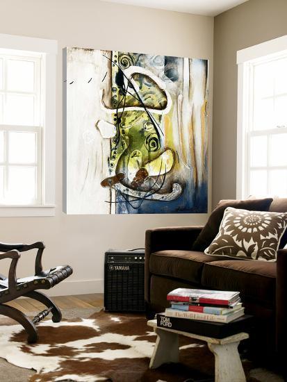 Alléger cette situation-Sylvie Cloutier-Loft Art