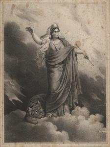 Allegorical Figure