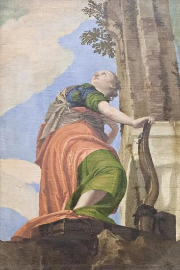 Allegory of Good Governance, 1551-52-Veronese-Giclee Print