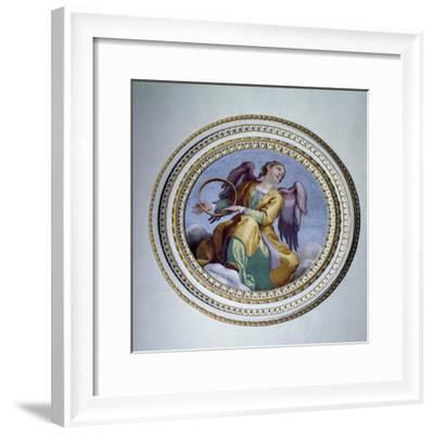 Allegory of Immortality-Domenico Cresti-Framed Giclee Print