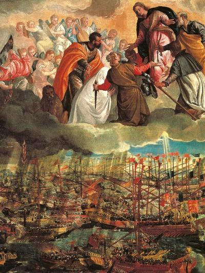 Allegory of the Battle of Lepanto-Veronese-Giclee Print