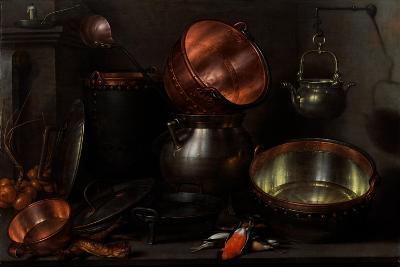 Allegory of the Four Elements, C.1600-Cornelis Jacobsz Delff-Giclee Print