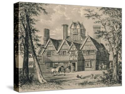 The Oak House, West Bromwich, Staffordshire, 1915