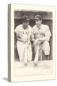Ted and Joe by Allen Friedlander