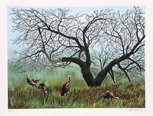 Apple Tree Flock by Allen Friedman