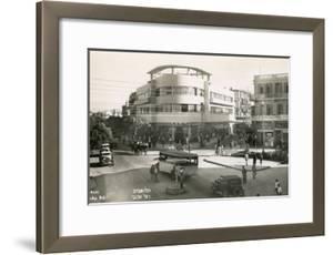 Allenby Road, Tel Aviv, c.1935