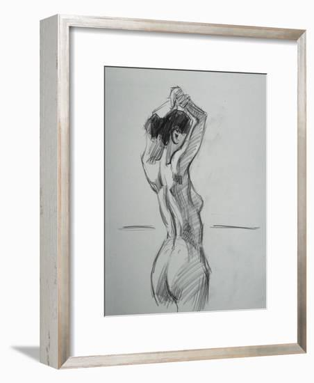 Alleviate Your Guilt-Nobu Haihara-Framed Giclee Print