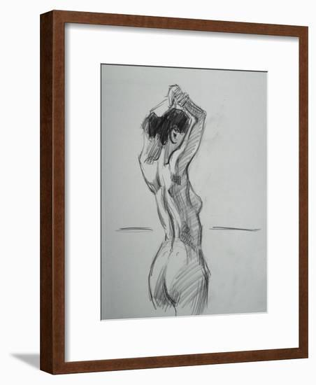 Alleviate Your Guilt-Nobu Haihara-Framed Giclee Print