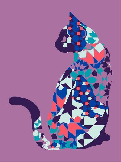 Alleycat--Giclee Print