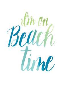 Beach time by Alli Rogosich