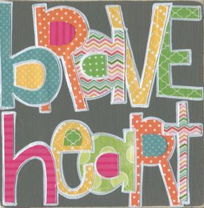 Brave Heart by Alli Rogosich