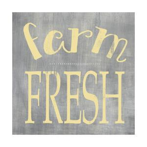 Farm Fresh Grey by Alli Rogosich
