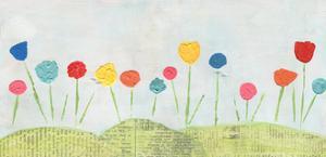 Flower Garden by Alli Rogosich
