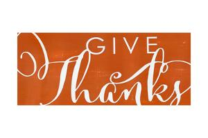 Give Thanks by Alli Rogosich