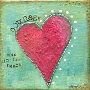 Heart of Courage by Alli Rogosich