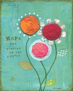 Hope in Her Spirit by Alli Rogosich