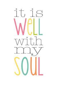 It Is Well by Alli Rogosich