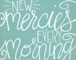 New Mercies by Alli Rogosich