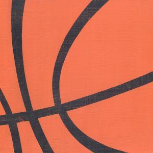 Rustic Basketball by Alli Rogosich
